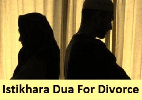 Istikhara Dua For Divorce